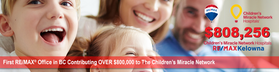 RE/MAX Kelowna - Children's Miracle Network