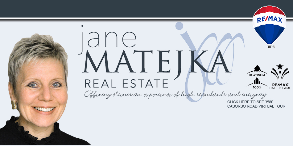 Jane Matejka RE/MAX Kelowna